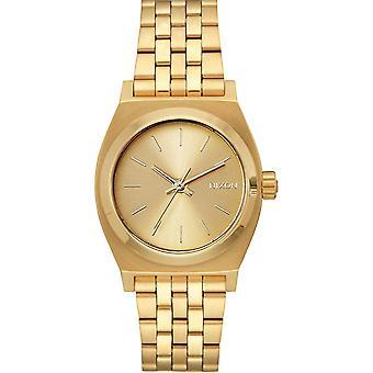 Relógio Nixon A1130-502-dor E relógio analógico misto