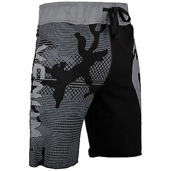 Shorts en coton Venum Assault Noir/Gris