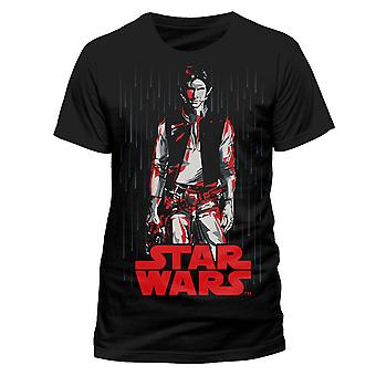 Star Wars Empire Strikes Back Han Solo T-Shirt officiel