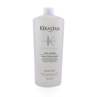 Kerastase blond absolu Bain Lumiere hydraterende verhelderende shampoo (verlicht of gemarkeerd haar)-1000ml/34oz
