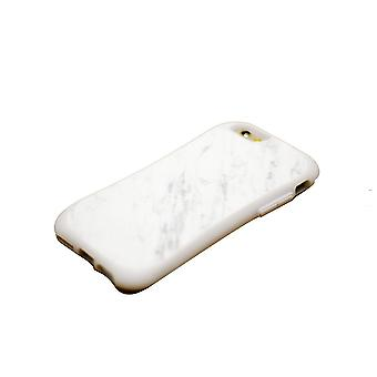 لفون 6,6S حالة الأبيض مطلي الرخام حالة مخصصة