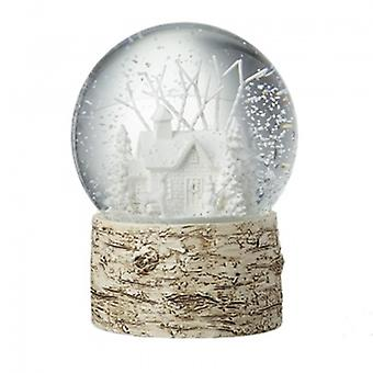 Heaven Sends Winter Decorative Snowglobe