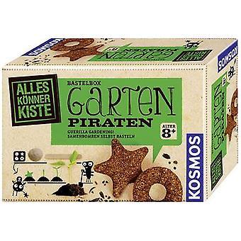 Kosmos 604028 Garten-Piraten Kunst- og håndverkssett 8 år og over