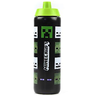 Minecraft boissons Bouteille Zombie Creeper et Skeleton 724ml