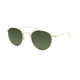 Barton Perreira Lancer BP0026 0AY Gold/Emerald Sunglasses