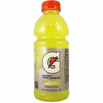 Gatorade Lemon Lime-( 591 Ml X 12 Bottles )