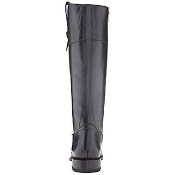 Frye Womens Jayden button tall Leather Closed Toe Knee High Riding Boots