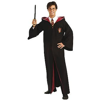 Harry Potter Gryffindor Adultos Unisex Deluxe Robe