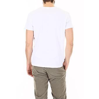 Closed C8570044m200 Women's White Cotton T-shirt