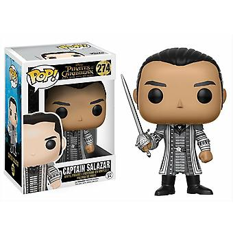 Funko Pop! Vinyl Pirates of the Caribbean Captain Salazar Model Figure #274