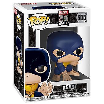Funko Pop! Vinyl Marvel första framträdande Beast Figur #506