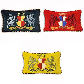 Riva Home Carpe Diem Crest Cushion Cover