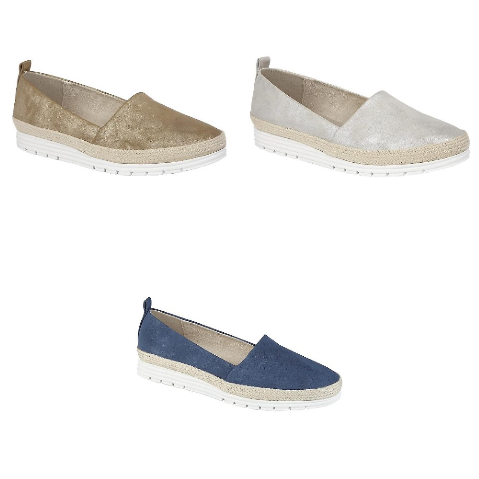 Cipriata Womens/Ladies Manuela Casual Shoes wg1n2