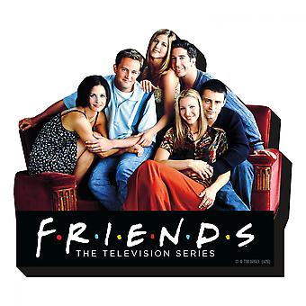 Friends Couch Magnet