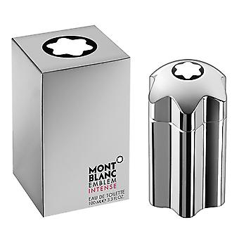 Emblème du Mont Blanc Intense Eau de Toilette Spray 100ml