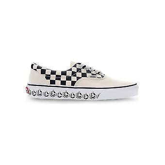 Varevogne - Sko - Sneakers - ERA_VN0A4BV4V3H1 - Unisex - hvid, sort - USA 10,5