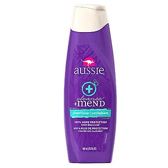 Aussie cleanse & mend conditioner, 13.5 oz