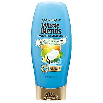 Garnier hydrating conditioner, coconut water & vanilla milk, 12.5 oz