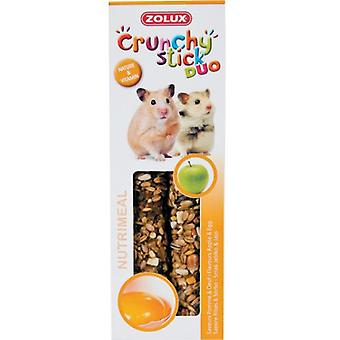 Zolux Apple Hamster Barritas Zolux (Small pets , Treats)
