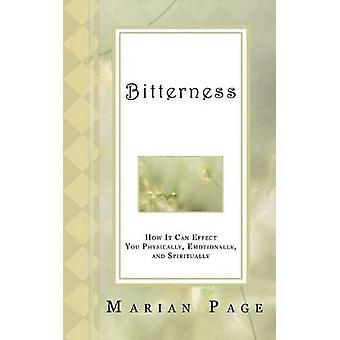 Bitterness by Page & Marian