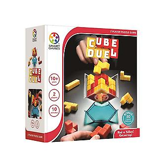 smartgames cube duel 3d magnetic puzzle game brain teaser 80 challenges 10