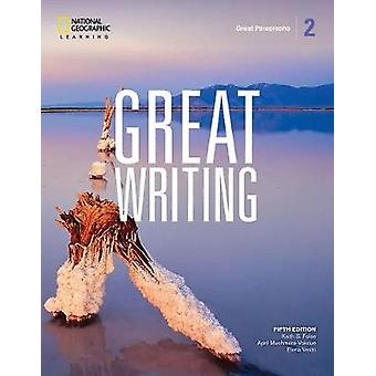 Great Writing 2 - Great Paragraphs by Elena Solomon - 9780357020838 Bo
