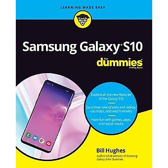 Samsung Galaxy S10 For Dummies by Bill Hughes - 9781119579397 Book