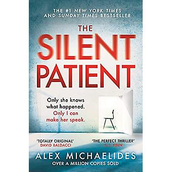 The Silent Patient - The Richard and Judy bookclub pick and Sunday Tim