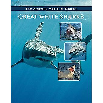 Great White Sharks by Elizabeth Roseborough - 9781422241264 Book