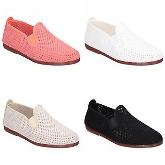 Flossy naisten/naisten Pulga slip kenkä