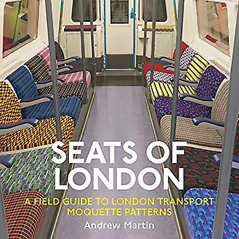 Seats of London - A Field Guide to London Transport Moquette Patterns