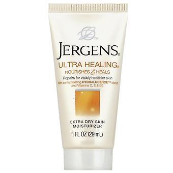 Jergens ultra healing skin lotion, 1 oz, 12 ea