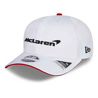 McLaren Special Edition 9Fifty Baseball Cap | Bahrain | White | 2020 | Adult