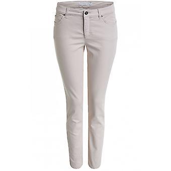 Oui Light Stone Baxtor Jeans