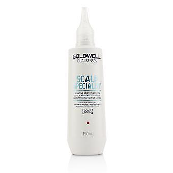 Dual senses cuero cabelludo especialista en loción calmante sensible (calmante para cuero cabelludo sensible) 150ml/5oz