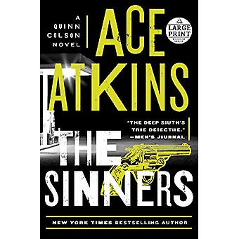 The Sinners by Ace Atkins - 9780525631859 Book
