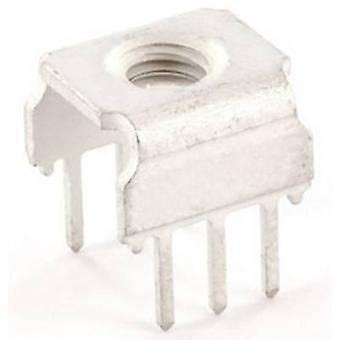 ERNI Power connector No. of rows: 2 Pins per row: 3 214788 10 pc(s) Bulk