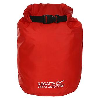 regatta 10l dry bag amber glow waterproof taped seams for camping