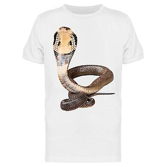 King Cobra: Sitting Tee Men's -Bild von Shutterstock