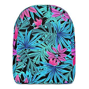 Backpack minimalist | tropical vibes activated