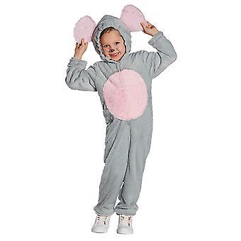 Hiiri kids puku puku tyttö lapsi eläin puku