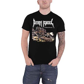 Death Angel T Shirt The Ultra Violence Band Logo new Official Mens