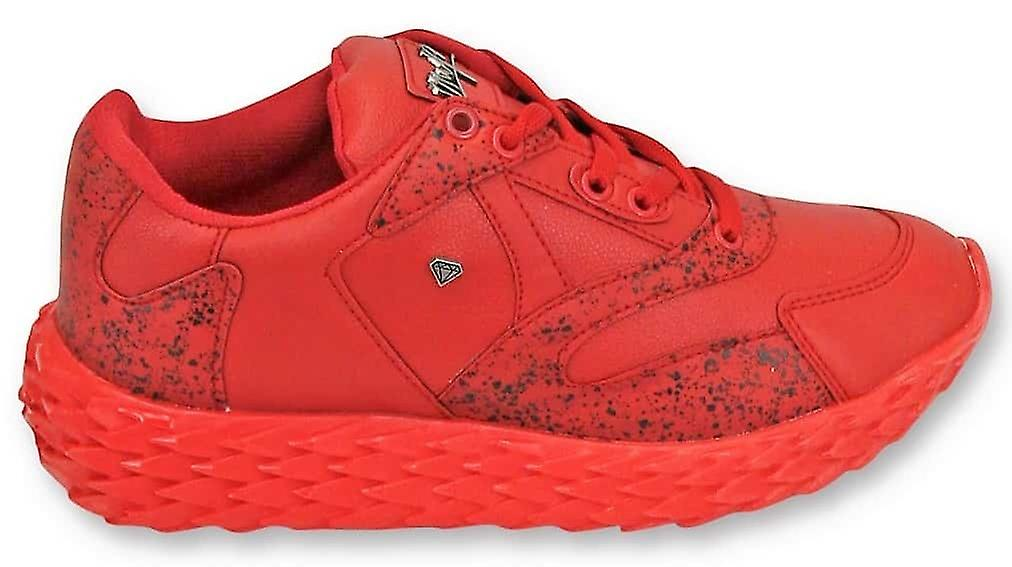Chaussures - Touch Red - Rouge