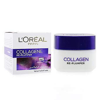 L'oreal Kollageeni Re-plumper Päivä Cream - 50ml / 1.7oz