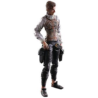 Final Fantasy XII Balthier Play Arts Action Figure