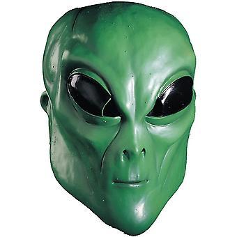 Чужеродные зеленый маска для взрослых