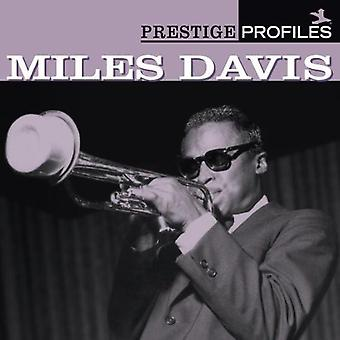 Miles Davis - Prestige Profile [CD] USA import