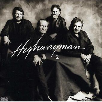 Cash/Nelson/Kristofferson/Jenn - Highwayman 2 [CD] USA importeren