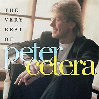 Peter Cetera - importation USA très meilleur de Peter Cetera [CD]