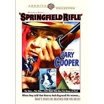 Springfield Gewehr (1952) [DVD] USA importieren